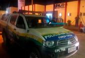 Polícia socorre homem que foi agredido na Zona Sul