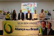 Encontro do Aliança pelo Brasil movimentou Porto Velho