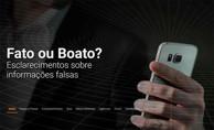 """TSE: Site """"Fato ou Boato?"""" alerta eleitorado sobre desinformação nas eleições"""