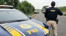 PRF prendeu 58 pessoas no final de semana em Rondônia