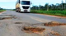 Enquanto Mato Grosso conquistou duplicação de rodovias, Rondônia continua com a BR-364 em condições precárias