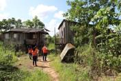 Defesa Civil evita ocupações de risco com demolição de casas abandonadas