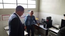 Deputado Eyder Brasil busca melhorias para a Escola Sebastiana Lima de Oliveira
