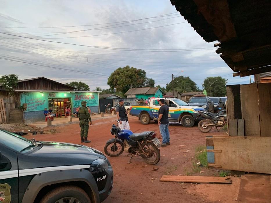 Três pessoas são presas por tráfico de drogas durante operação da Polícia Civil e Batalhão de Fronteira