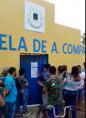 Pais de alunos protestam e exigem mais segurança em escola de onde criança foi levada por estuprador