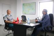 Deputado Alex Silva destina mais de meio milhão de reais para a construção e estruturação do 5º BPM