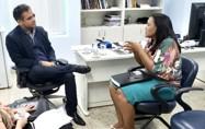 Educação: Vereadora Joelna Holder apresenta demandas ao novo titular da Promotoria de Educação do MPRO
