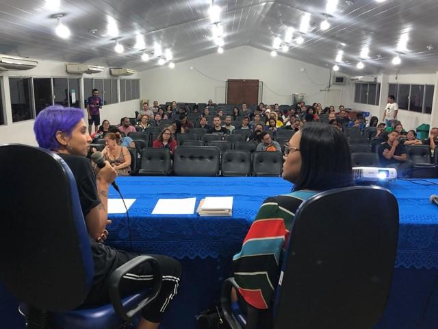 Transporte coletivo: vereadora Joelna Holder participa de painel temático a convite da Unir