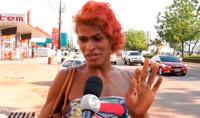Morador de rua é presa após tentativa de roubo na rodoviária