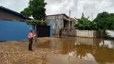 Defesa Civil de Ji-Paraná monitora bairros que estão sob risco de enchente
