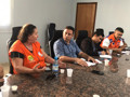 Vereador Edésio Fernandes discute desocupação de áreas de risco