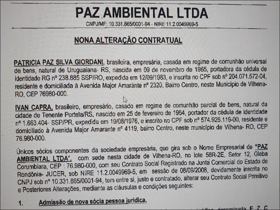 Operação da Polícia Federal desbaratando corrupção no Acre atinge presidente do Sicoob Credisul em Rondônia