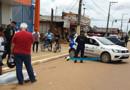 Cliente morre com tiro na cabeça em tentativa de assalto na Capital