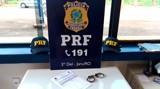 PRF prende três em cinco horas de atuação na BR-364