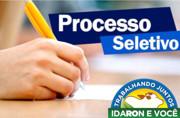 Idaron abre processo seletivo para contratação de 30 técnicos agrícolas ou em agropecuária