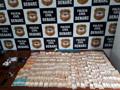Operação da Polícia prende 11 e apreende R$ 180 mil que seriam do tráfico