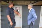 Canil do Batalhão de Choque da Polícia Militar recebe visita do Deputado Alex Silva