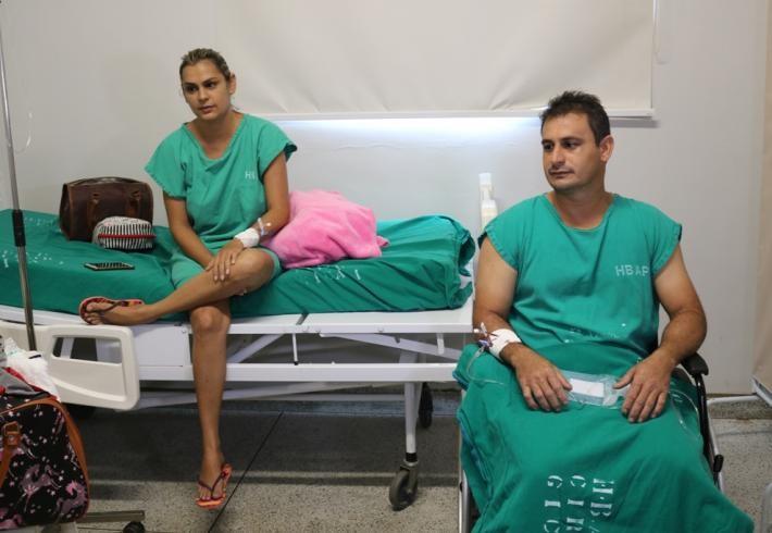 Transplante de rim entre irmãos é realizado no Hospital de Base