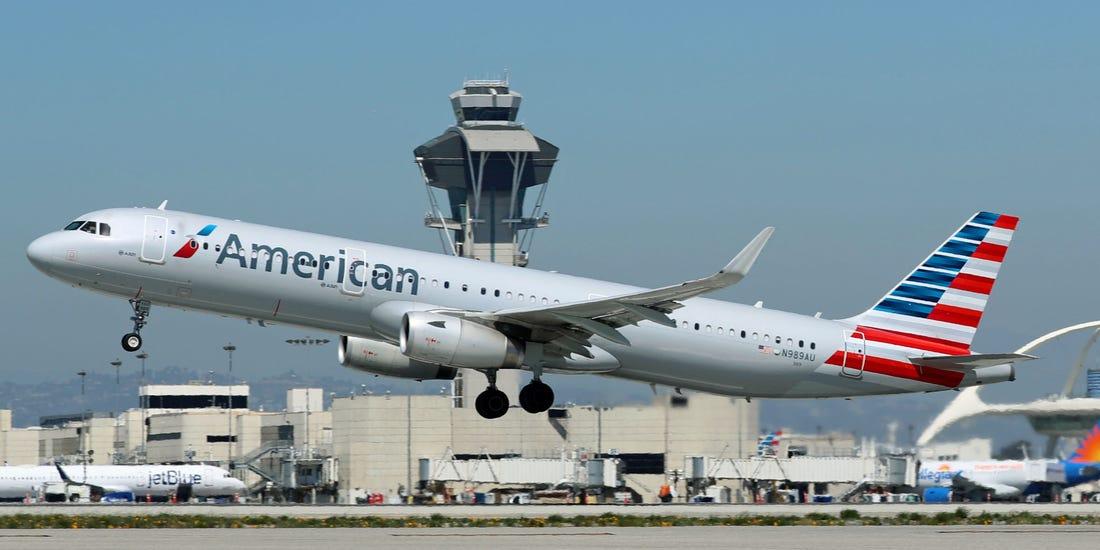 Coronavírus: American Airlines suspende todos os voos para o ...