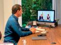 Hildon Chaves participa de videoconferência com prefeitos das capitais e Bolsonaro para adotar medidas contra o Coronavírus
