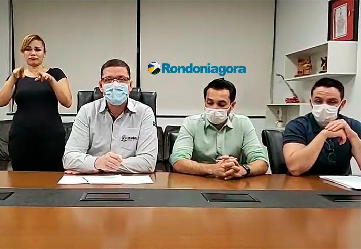 Governador libera várias atividades a saírem da quarentena em Rondônia; saiba quais