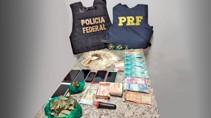 Cinco bolivianos são presos com R$ 30 mil tentando entrar no Brasil