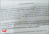 Médica atesta morte de idosa em Porto Velho por Coronavírus