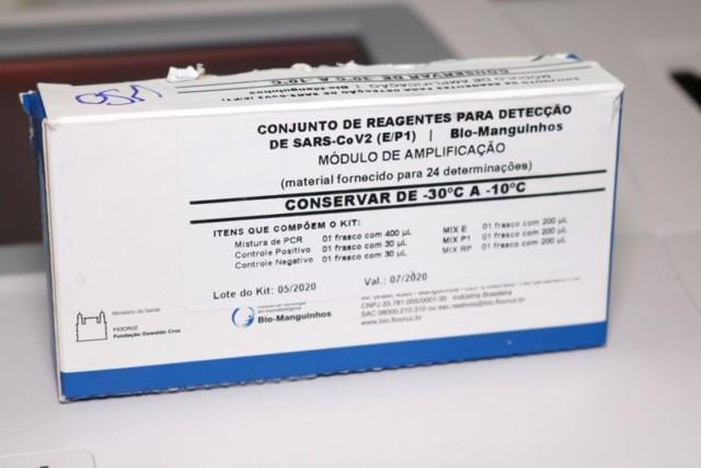Entenda como são feitos os exames de Coronavírus no Lacen