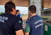 Delegacia do consumidor e órgãos de fiscalização apuram alta nos preços da gasolina