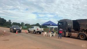 Municípios mantêm barreiras sanitárias para identificar possíveis casos de Coronavírus em Rondônia