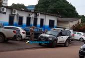 Tensão: Polícia Civil faz operação para recuperar armas cedidas a servidores da Politec