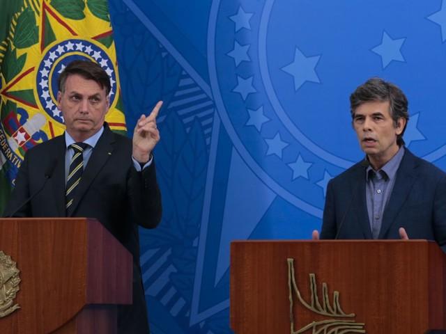 Novo ministro da saúde diz ter alinhamento completo com Bolsonaro