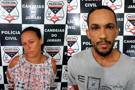 Casal foragido do Mato Grosso é preso em Rondônia