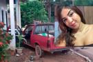 Adolescente morre atropelada em casa por carro desgovernado