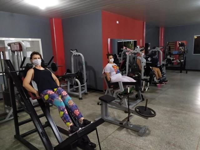 Prefeitura de Ji-Paraná libera funcionamento de academias, com restrições