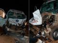 Técnica de enfermagem morre após acidente com ambulância na BR-364