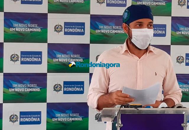 Sesau não descarta isolamento obrigatório em Rondônia; casos de Coronavírus são quase mil