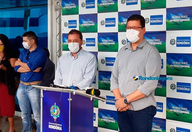 Plano de ação contra o Coronavírus amplia restrições em Porto Velho e Ariquemes