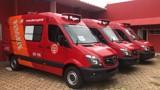 Emenda do deputado Eyder Brasil garante ambulância para o Corpo de Bombeiros