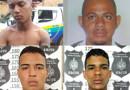 Polícia prende dois e procura três criminosos por assassinato de oficial da Base Aérea