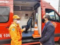 Deputado Alex Silva entrega unidade de resgate para o Corpo de Bombeiros de Porto Velho