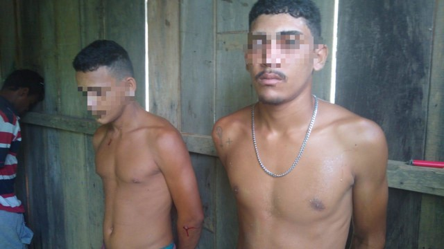 Polícia de Mirante da Serra e Draco de Cacoal prendem bandidos de alta periculosidade por crime de Homicídio