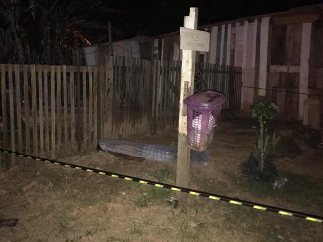 Criminosos matam homem a tiros na Zona Leste de Porto Velho