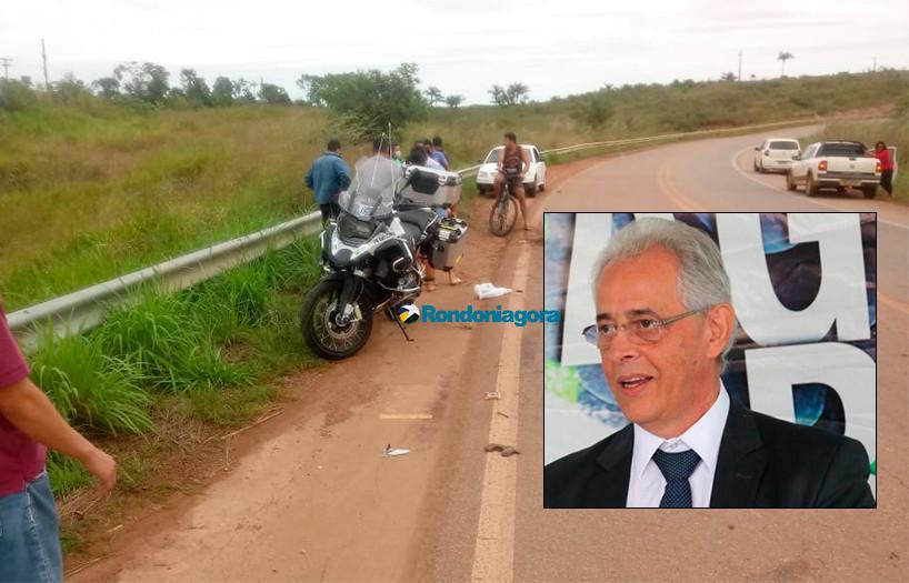 Superintendente do Basa em Rondônia morre após acidente na BR-319