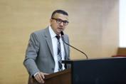 Deputado Alex Silva solicita ao Governo instalação de tendas e banheiros químicos nas proximidades de agências da Caixa