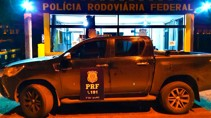 Veículo roubado na Bahia é recuperado em Rondônia; motorista é preso pela PRF