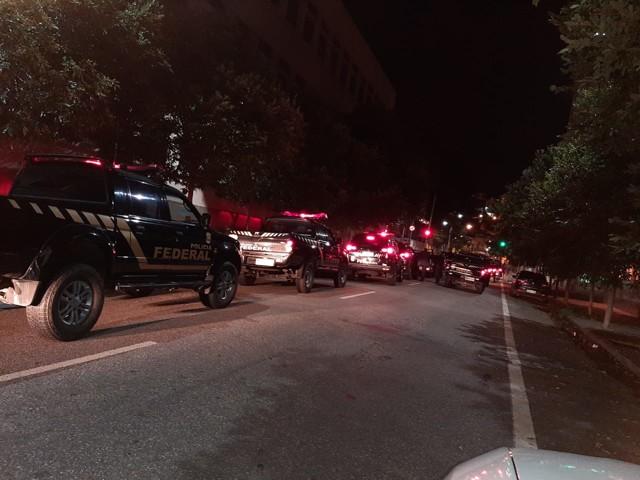 Coronavírus: PF faz operação no Rio e um dos alvos é o governador