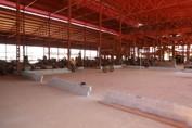 Obras no complexo da EFMM garantem emprego a cerca de 200 operários