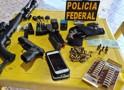 PF cumpre mandados em Rondônia, Acre e Minas em operação contra o tráfico