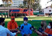 Leitos de UTI estão 100% ocupados na Capital; Exército vai ajudar com testes rápidos